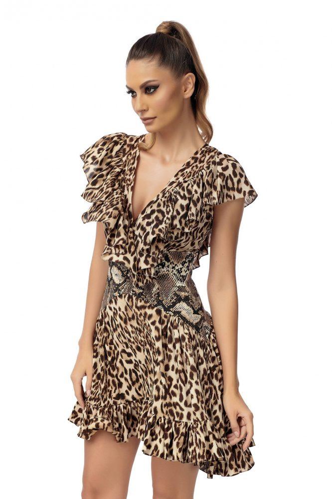 Rochie cu corset