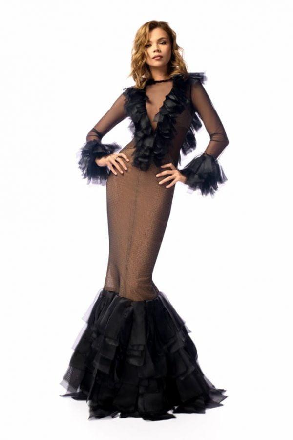 rochie de seara Evenimentele black tie o seara superba sau una de cosmar?