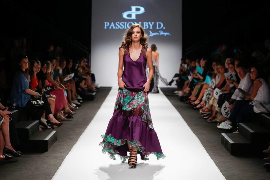 Rochie de seara Vienna Fashion week 2019