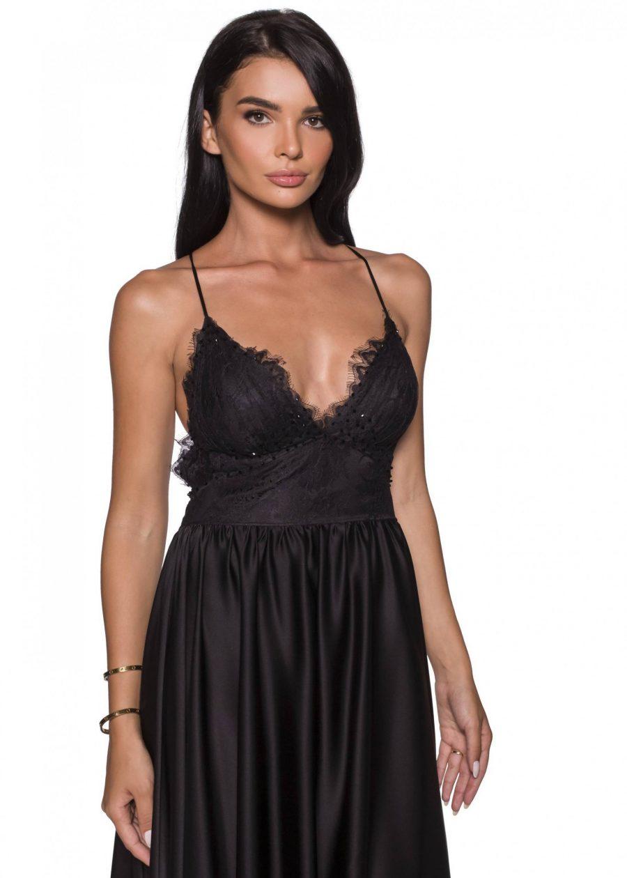 Rochie de seara cu spatele gol