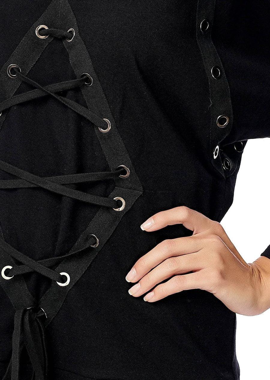 Tricou modern cu model din capse